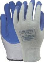 Gants manutention Ronco grip-it latex.