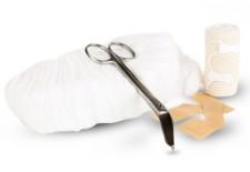 Pansements et bandages