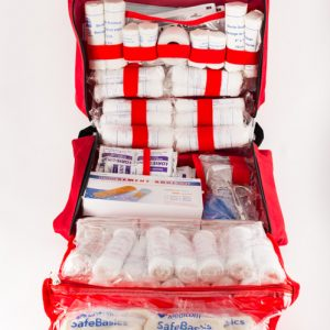 trousse premiers soins residence aines tissu